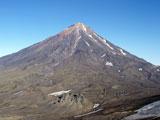 Корякский вулкан; Экструзия Верблюд