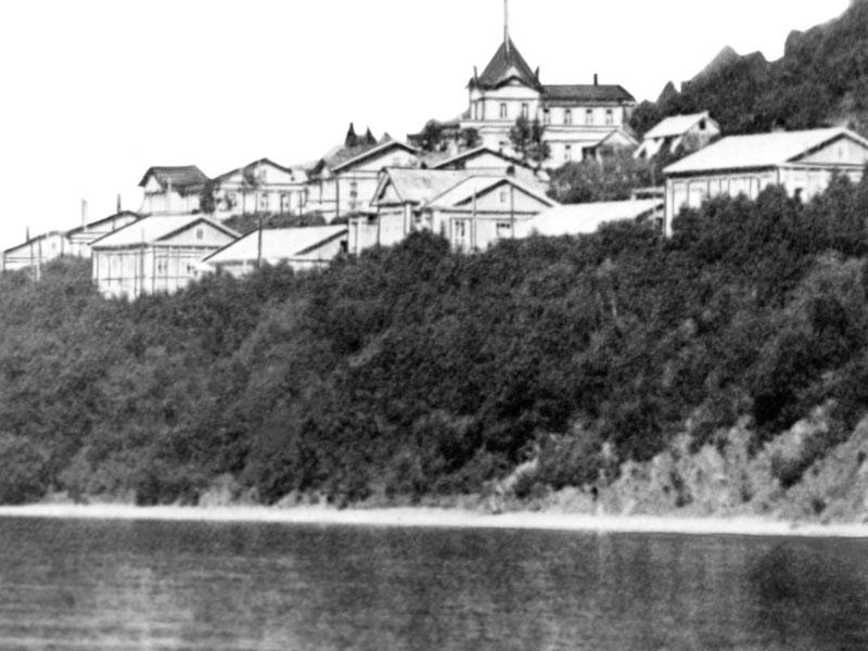 Дома, построенные для Министерства юстиции в Петропавловске-Камчатском