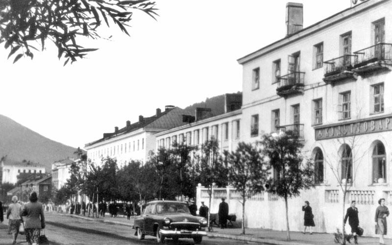 Петропавловск-Камчатский — улица Ленинская