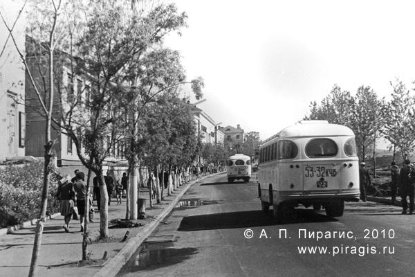 Петропавловск-Камчатский, улица Ленинская