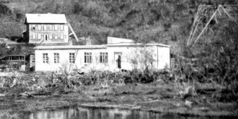 Здание первой радиостанции в Петропавловске