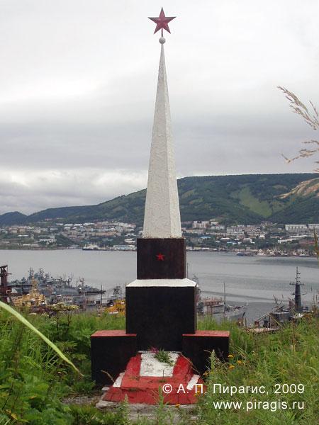 Памятник Петру Ивановичу Ильичеву