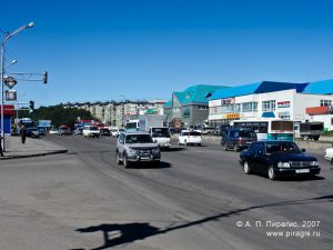 Петропавловск-Камчатский, улица Чубарова (8-й километр)