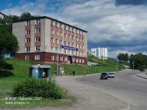 Колледж КамчатГТУ