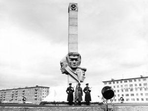 Монумент Славы пограничникам Камчатки