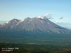 Жупановский вулкан