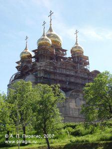 Петропавловск-Камчатский, Кафедральный собор Святой Живоначальной Троицы
