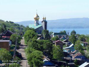 Собор святых апостолов Петра и Павла в Петропавловске-Камчатском